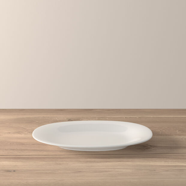 New Cottage Basic assiette à dessert ovale, , large