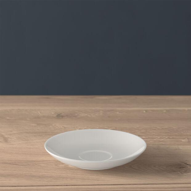 Twist White mokka-/espresso-schoteltje, , large