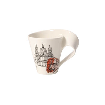 Cities of the World koffiebeker Londen