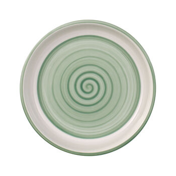 Clever Cooking Green plat rond 17cm