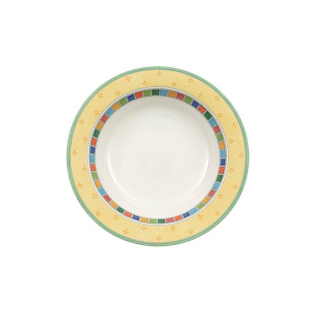 Twist Alea Limone saladeschaal, , large