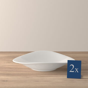 Vapiano pastaborden, set van 2