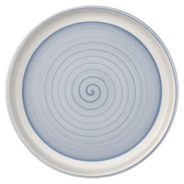 Clever Cooking Blue ronde serveerschaal 30 cm, , large