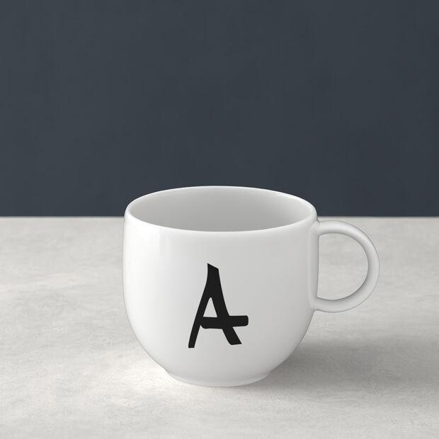 Letters beker B 13x10x8cm, , large