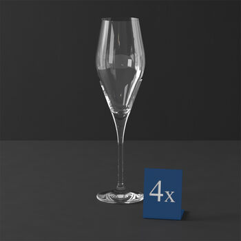 La Divina Champagnekelk, Set 4-dlg 252mm