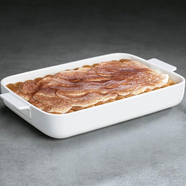Clever Cooking rechthoekige bakvorm 34 x 24 cm, , large