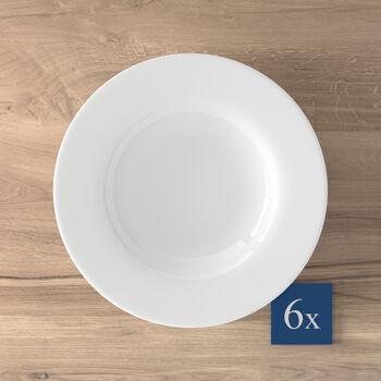 Royal assiette creuse, 6pièces