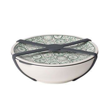 Modern Dining To Go Jade schaal L