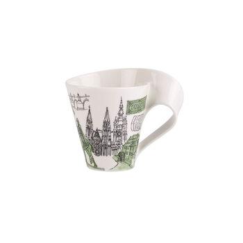 Cities of the World mug à café Prag
