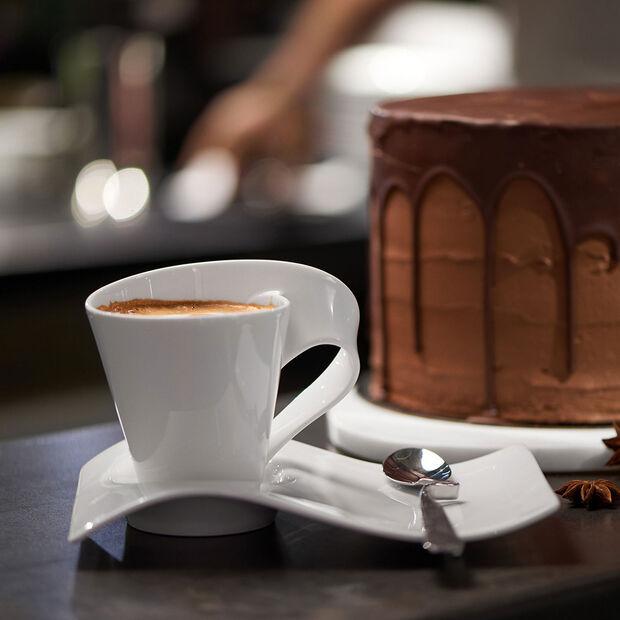 NewWave Caffè espresso-schotel 17x 13 cm, , large