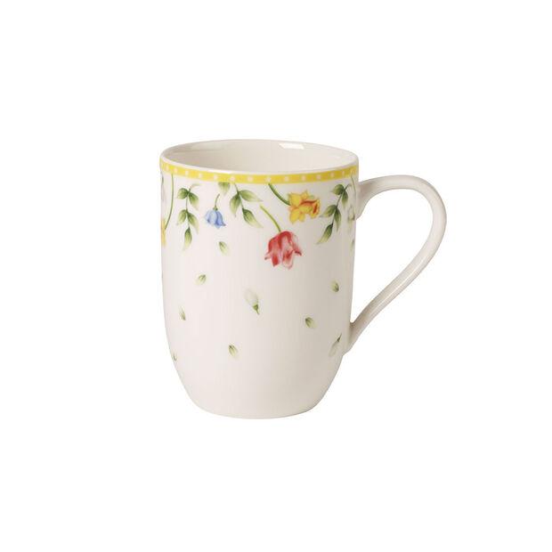 Spring Awakening mug à café champ de fleurs, , large