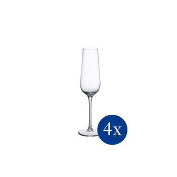 Purismo Specials Champagneglas Set 4 dlg