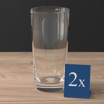 Purismo Bar longdrinkglas set van 2