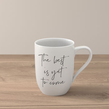 """Statement beker """"The best is yet to come"""""""