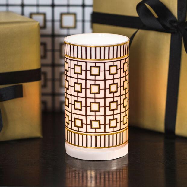 MetroChic Gifts Bougeoir 7,5x7,5x13cm, , large