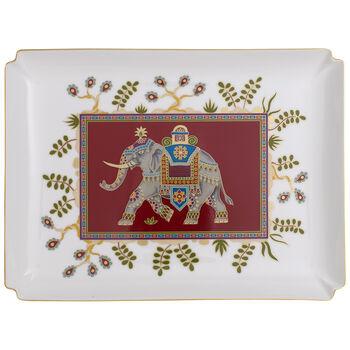 Samarkand Rubin Gifts grote deco-schaal