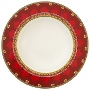 Samarkand Rubin Diep bord