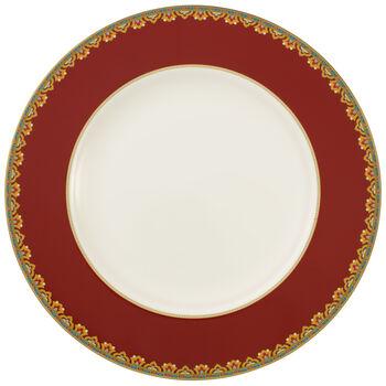 Samarkand Rubin Assiette plate