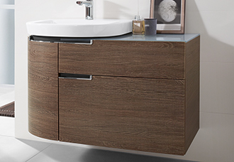 Affordable meubles sous lavabo subway london with evier for Evier tradition villeroy et boch