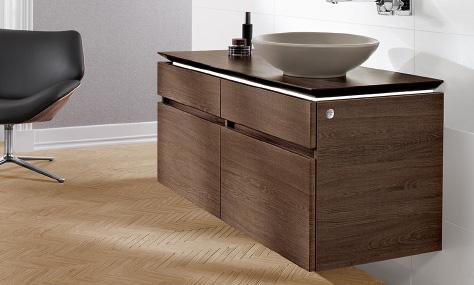Fabulous meubles de salle de bains vous trouverez la for Evier tradition villeroy et boch