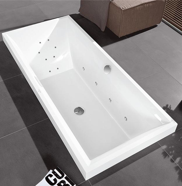whirlpoolsystemen voor badkuipen. Black Bedroom Furniture Sets. Home Design Ideas