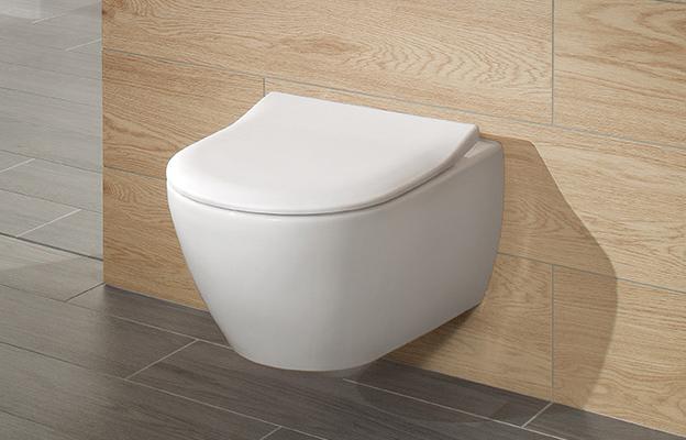 Toilet Zonder Spoelrand : Villeroy and boch architectura toilet directflush toilet zonder