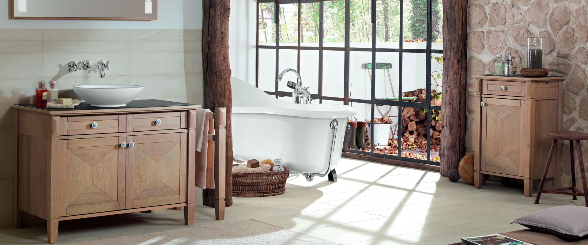 Bois Salle De Bain le mobilier de salle de bains en bois - recommandations d