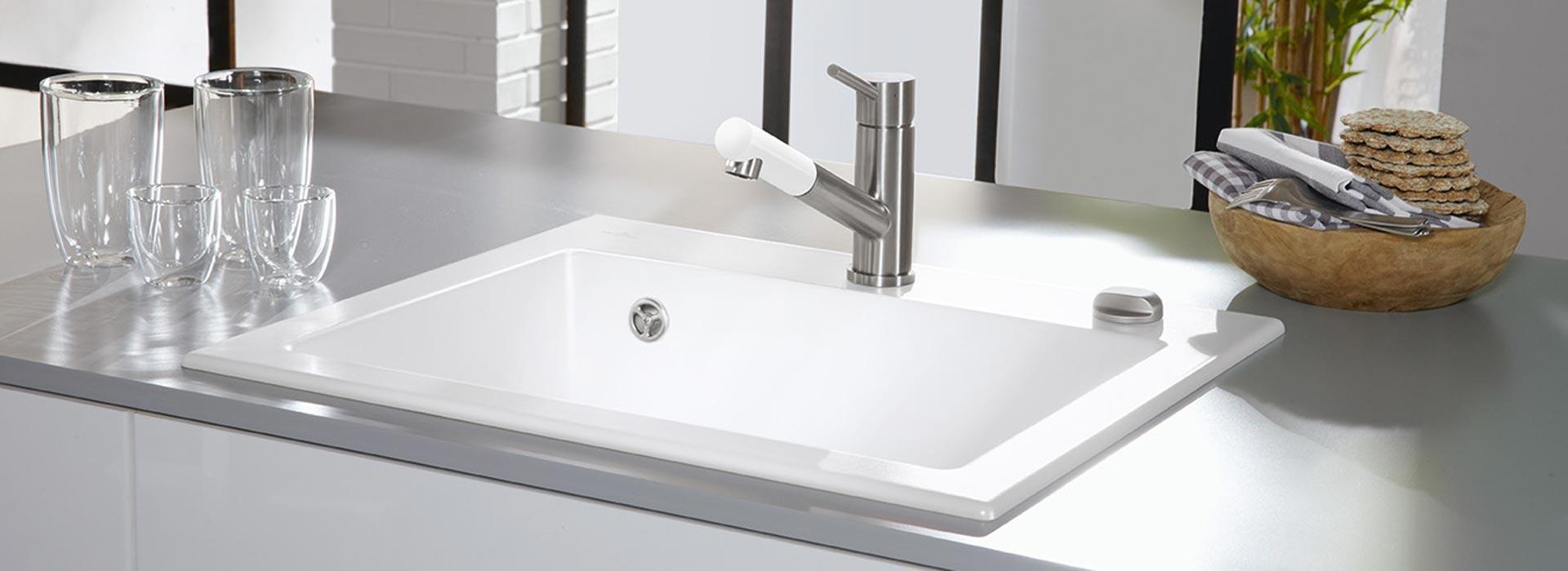 Glasplaat Keuken Gamma : Villeroy & Boch Bathroom Sink