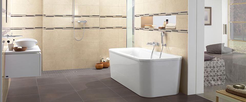 salle de bains sans limites. Black Bedroom Furniture Sets. Home Design Ideas