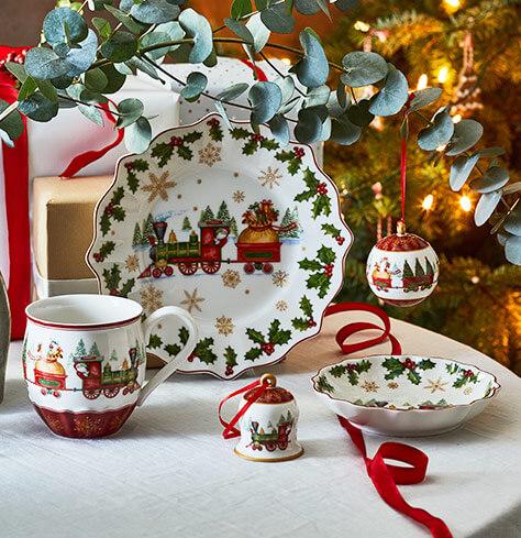 Décorations de Noël de Villeroy & Boch