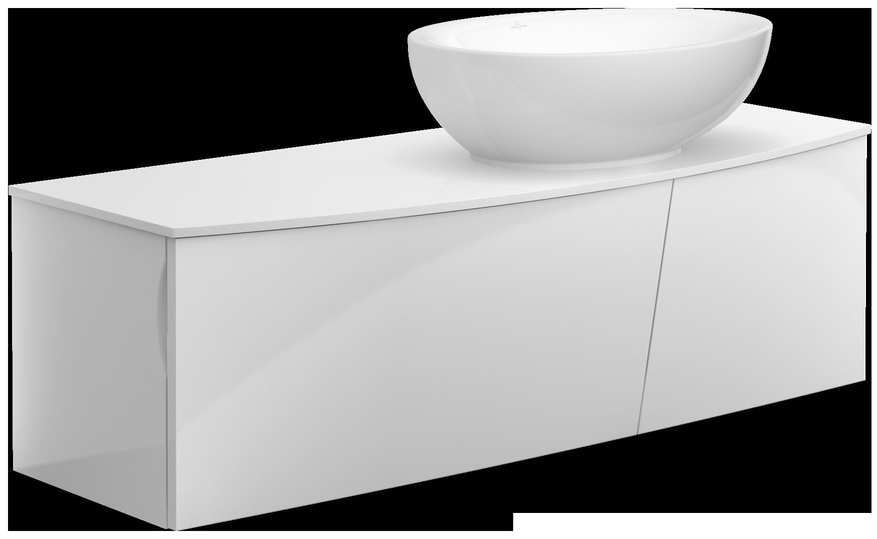 Aveo new generation meuble sous lavabo a844e2   villeroy & boch