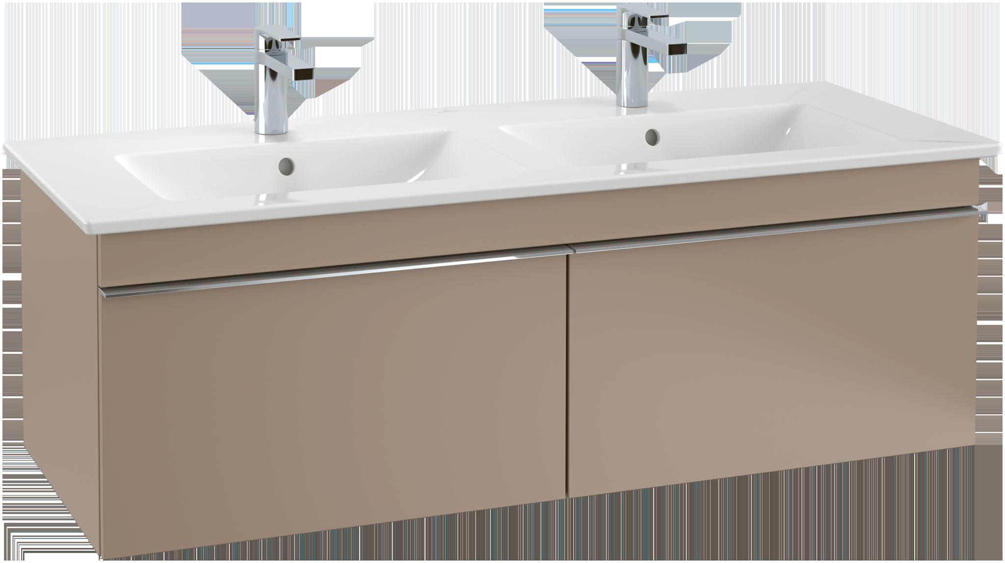 Venticello meuble sous lavabo a93901 villeroy boch for Meuble sous lavabo fly