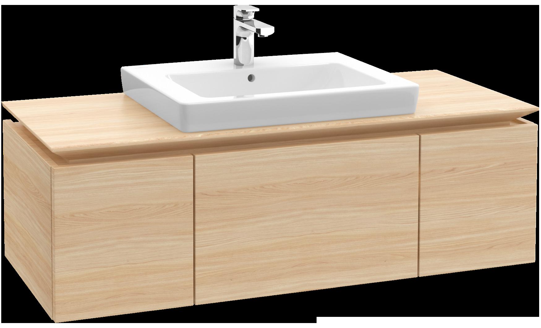 Legato meuble sous lavabo b24900 villeroy boch for Meuble sous lavabo fly