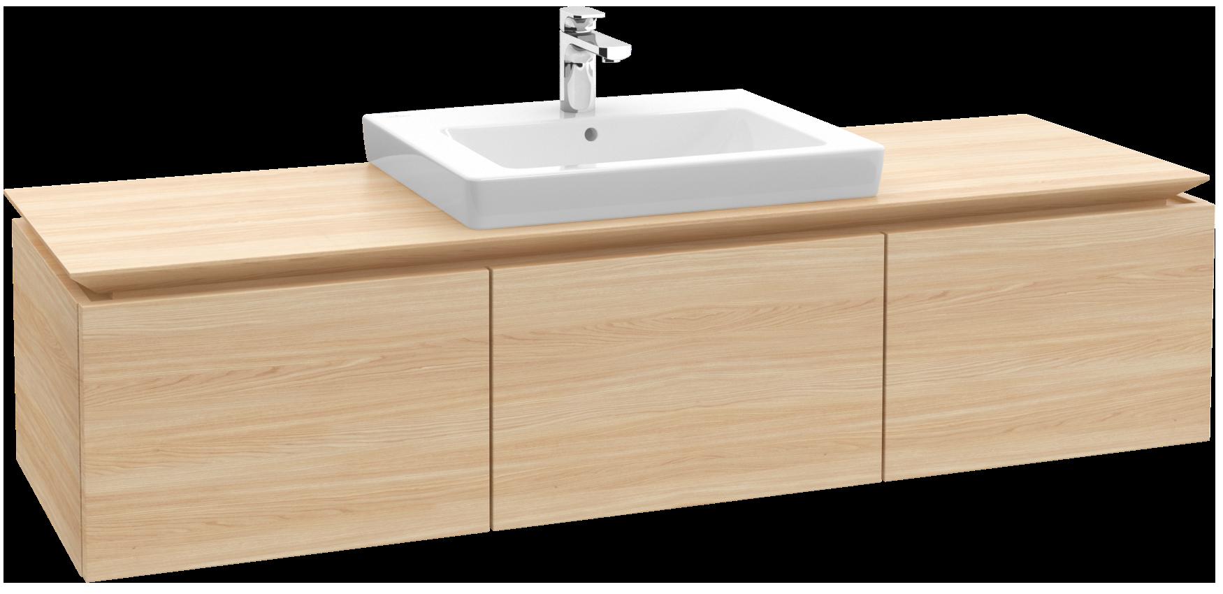 Legato meuble sous lavabo b25100 villeroy boch for Meuble sous lavabo fly