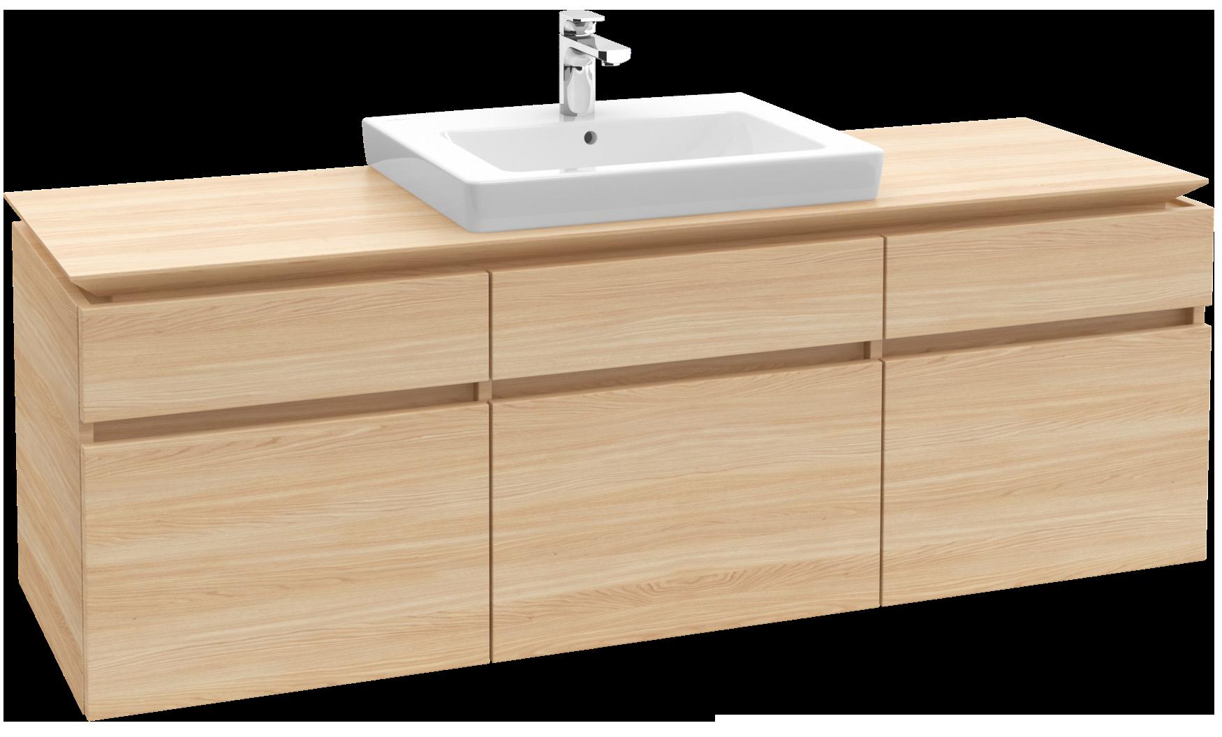 Legato meuble sous lavabo b25400 villeroy boch - Meuble de salle de bain villeroy et boch ...