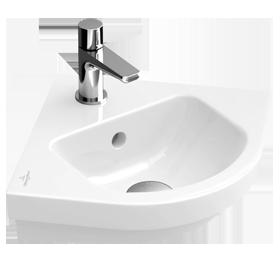 Fontein Toilet Villeroy En Boch.Subway 2 0 Hoekfontein Kwartrond 731946 Villeroy Boch